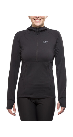 Arc'teryx Zoa Hoody Women`s Black